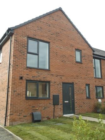 NEW BUILD HOMES IN ASKERN