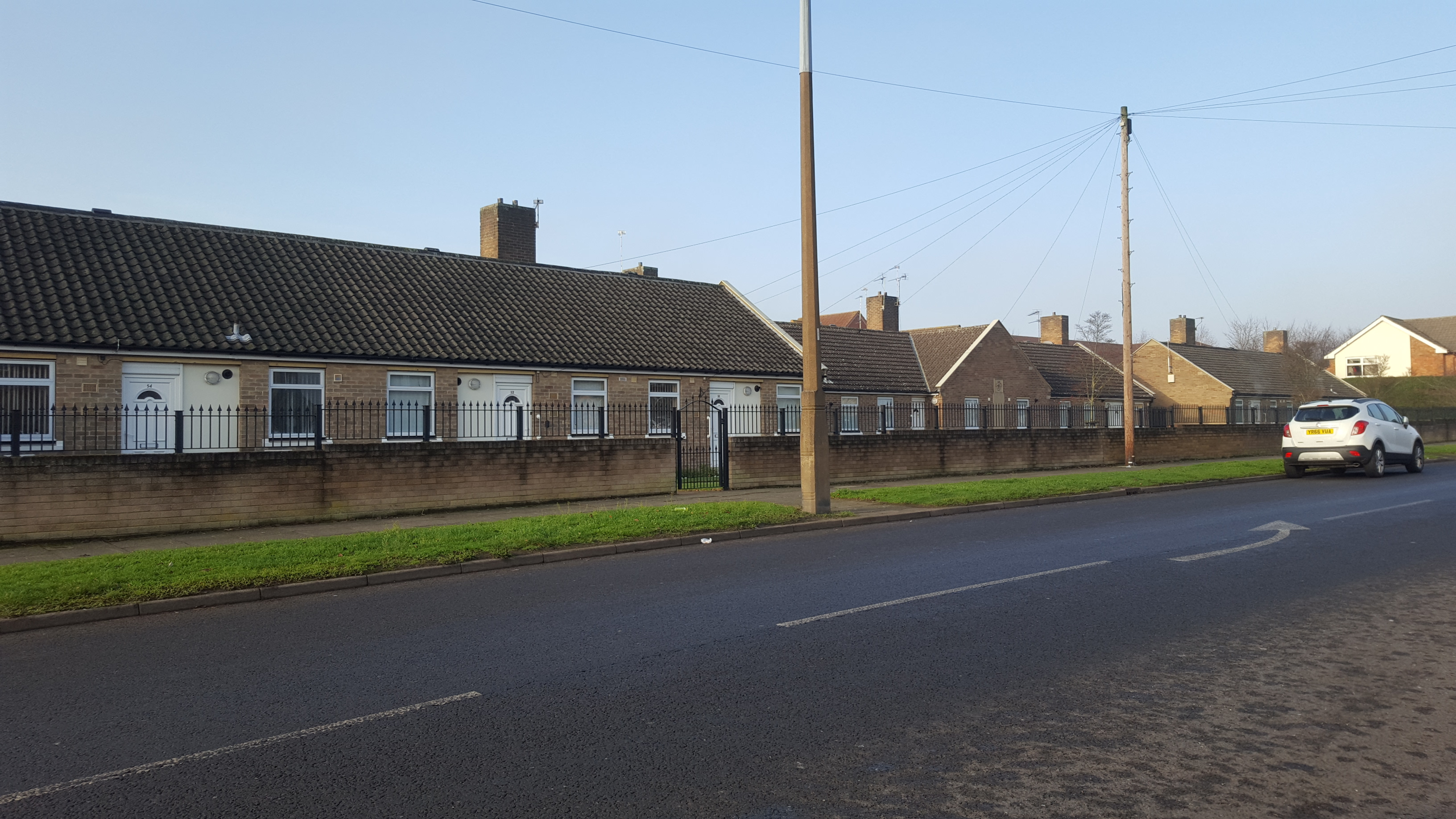 Bungalow available to rent with the Hospital of St Thomas the Apostle in Doncaster
